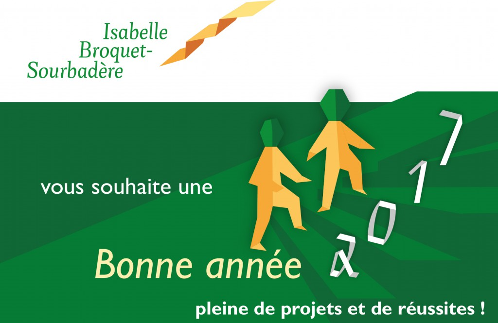 Isabelle Sourbadère vœux 2017